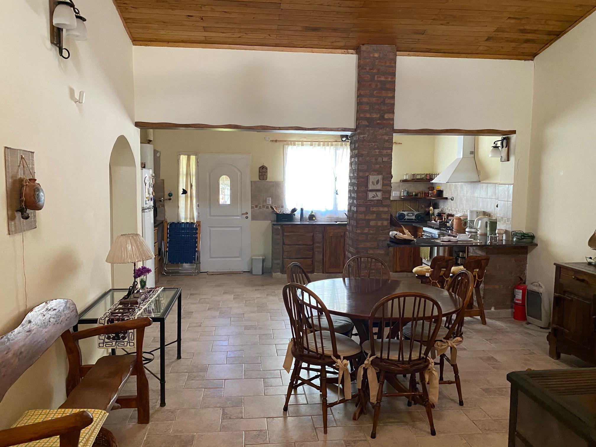 Casa  de 1 dormitorio, en Venta Barrio privado Santa Monica, Valentina Sur
